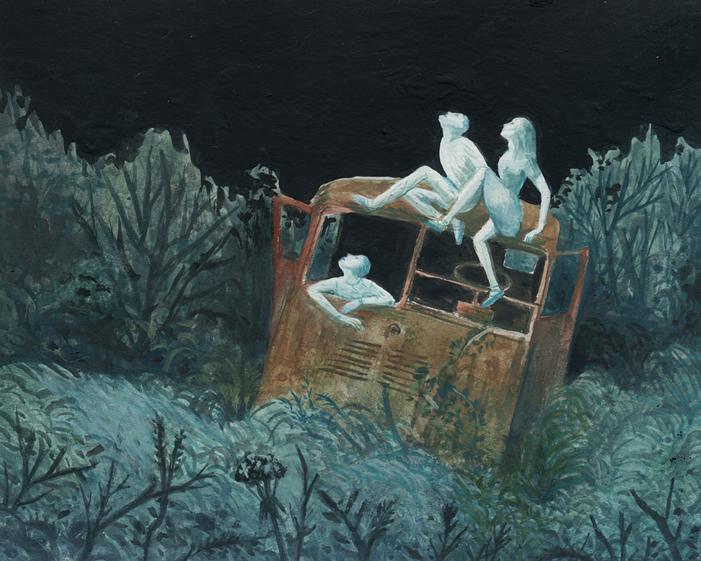 Lisa Zordan | Into the wood | Lisa Zordan