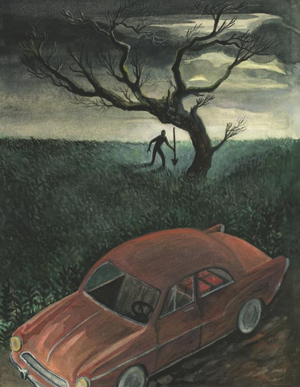 Lisa Zordan | Planche voiture | Lisa Zordan