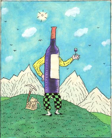 Mandray | In vino veritas | Mandray