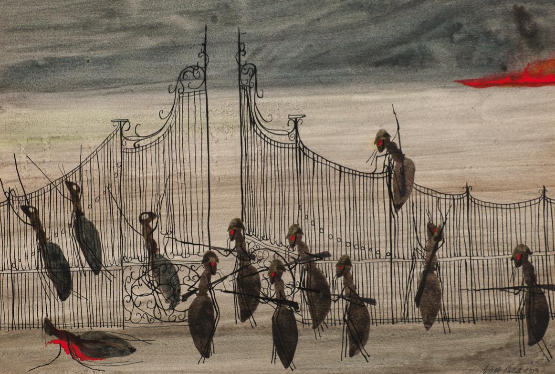 L'invasion | L'invasion / La vie d'une Reine | Colette Portal