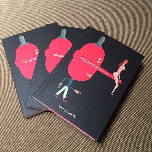 nouvelle image | Catalogue 100 Gouaches | Martin Jarrie / Galerie Treize-dix