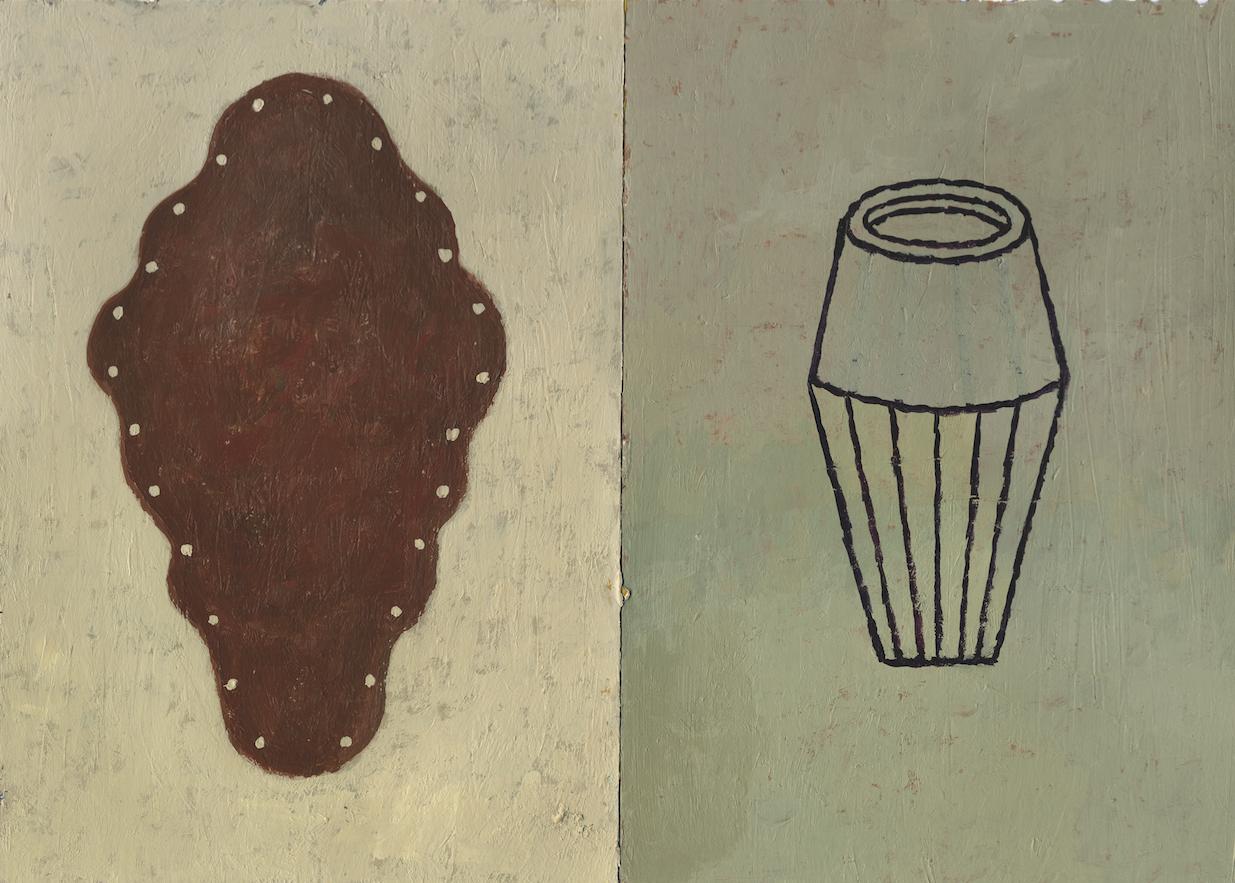 Sans titre, diptyque 6 | Sans titre, diptyque 6 | Martin Jarrie