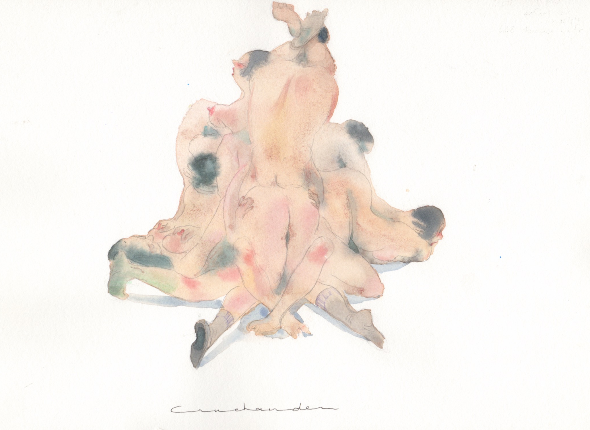 Chloé Cruchaudet | GALERIE TREIZE-DIX / PLAN A PLUSIEURS | Chloé Cruchaudet