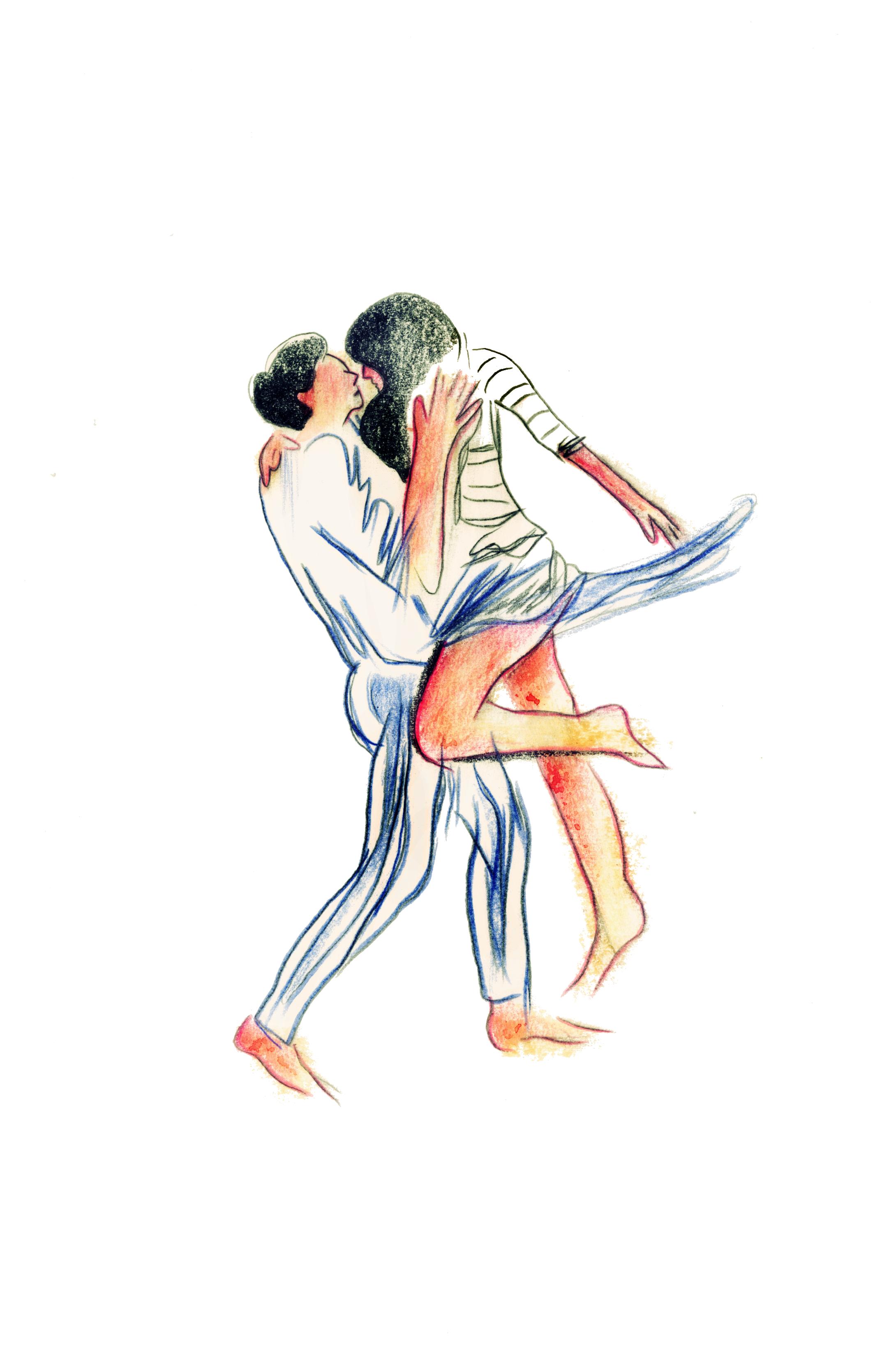 Danse 2 | GALERIE TREIZE DIX / DANSE #2 | NOÉMIE CHUST