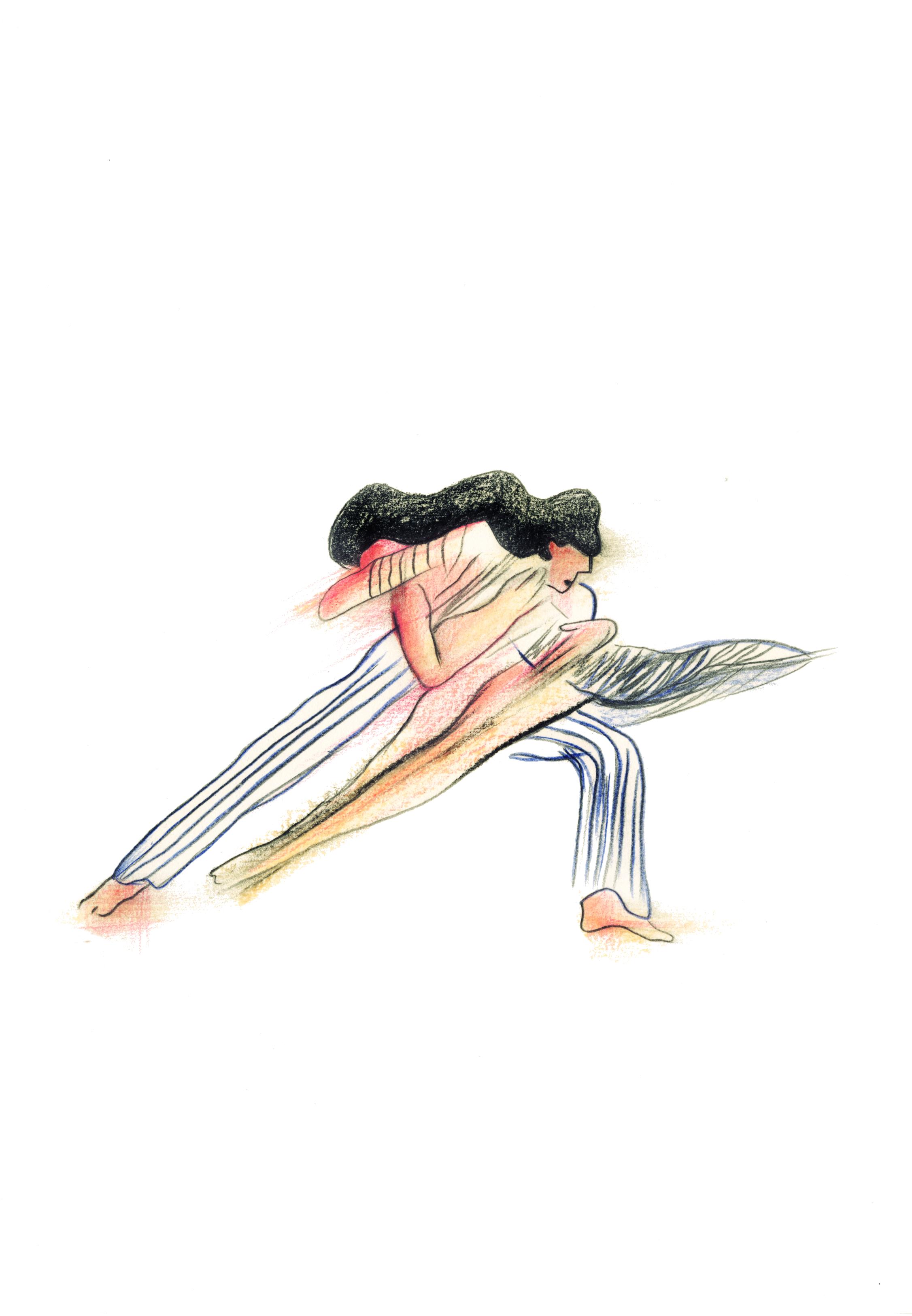 Danse 4 | GALERIE TREIZE DIX / DANSE #4 | NOÉMIE CHUST