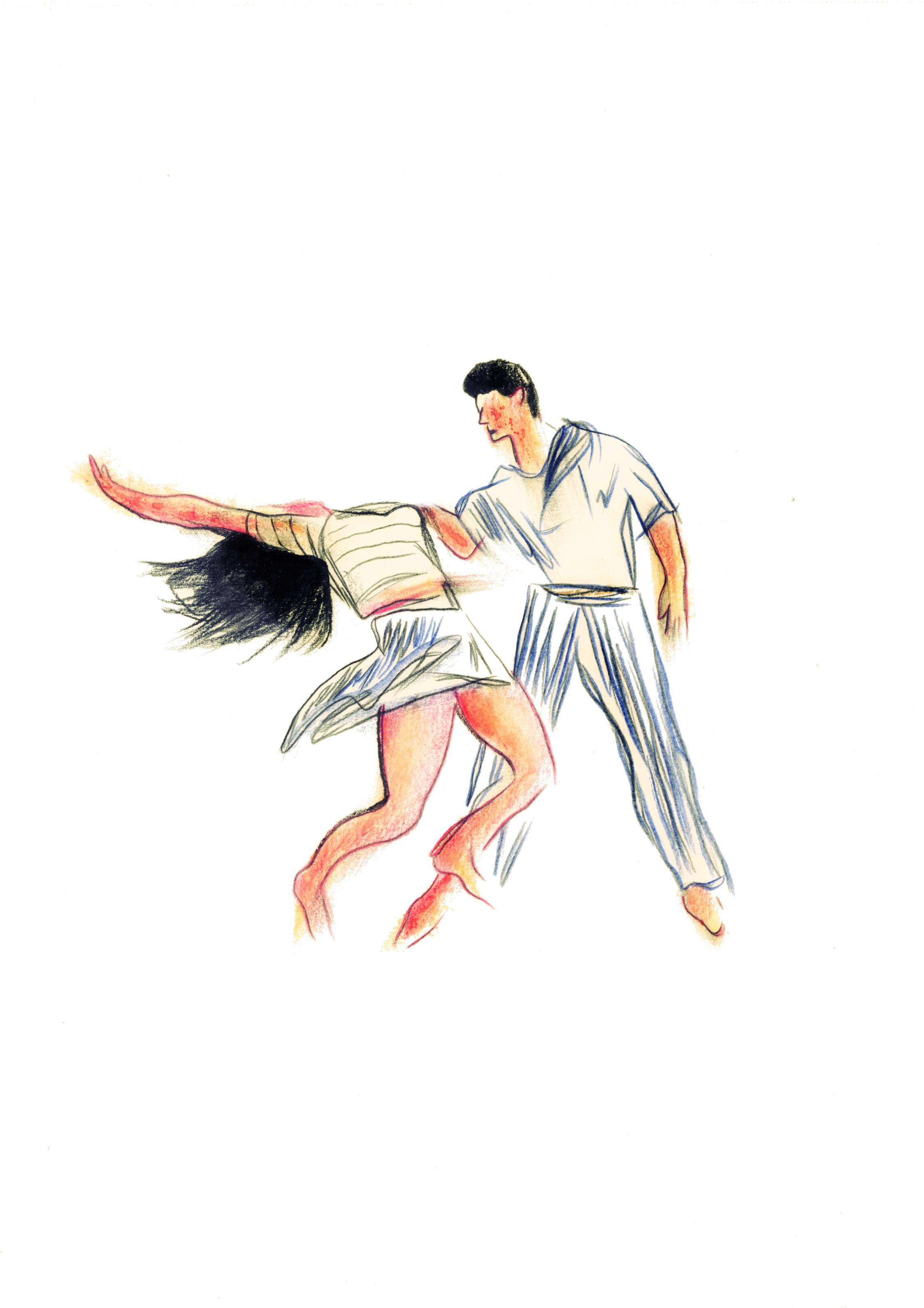 Danse 5 | GALERIE TREIZE DIX / DANSE #5 | NOÉMIE CHUST