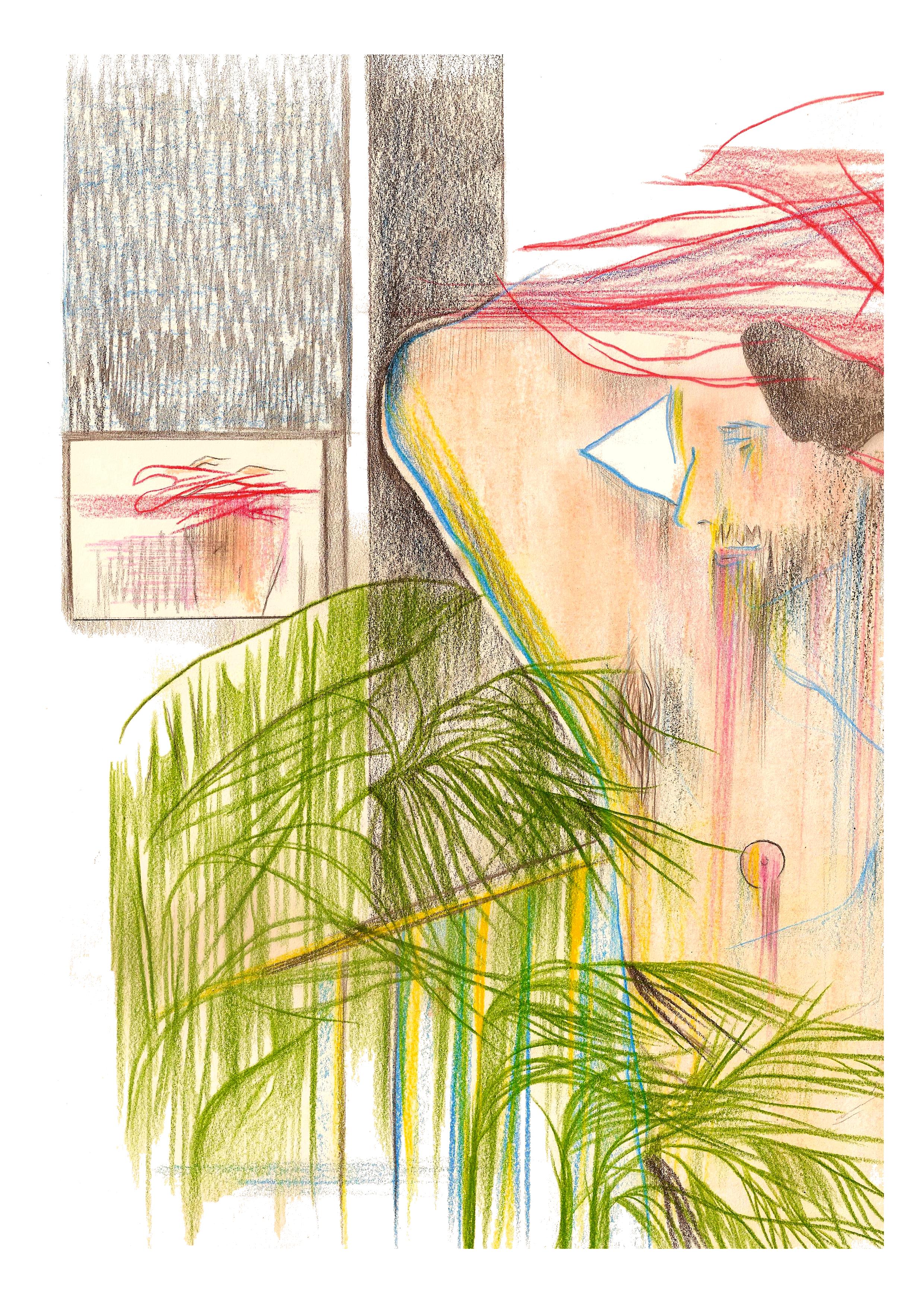 L'homme aux plantes | GALERIE TREIZE DIX / L'HOMME AUX PLANTES | NOÉMIE CHUST