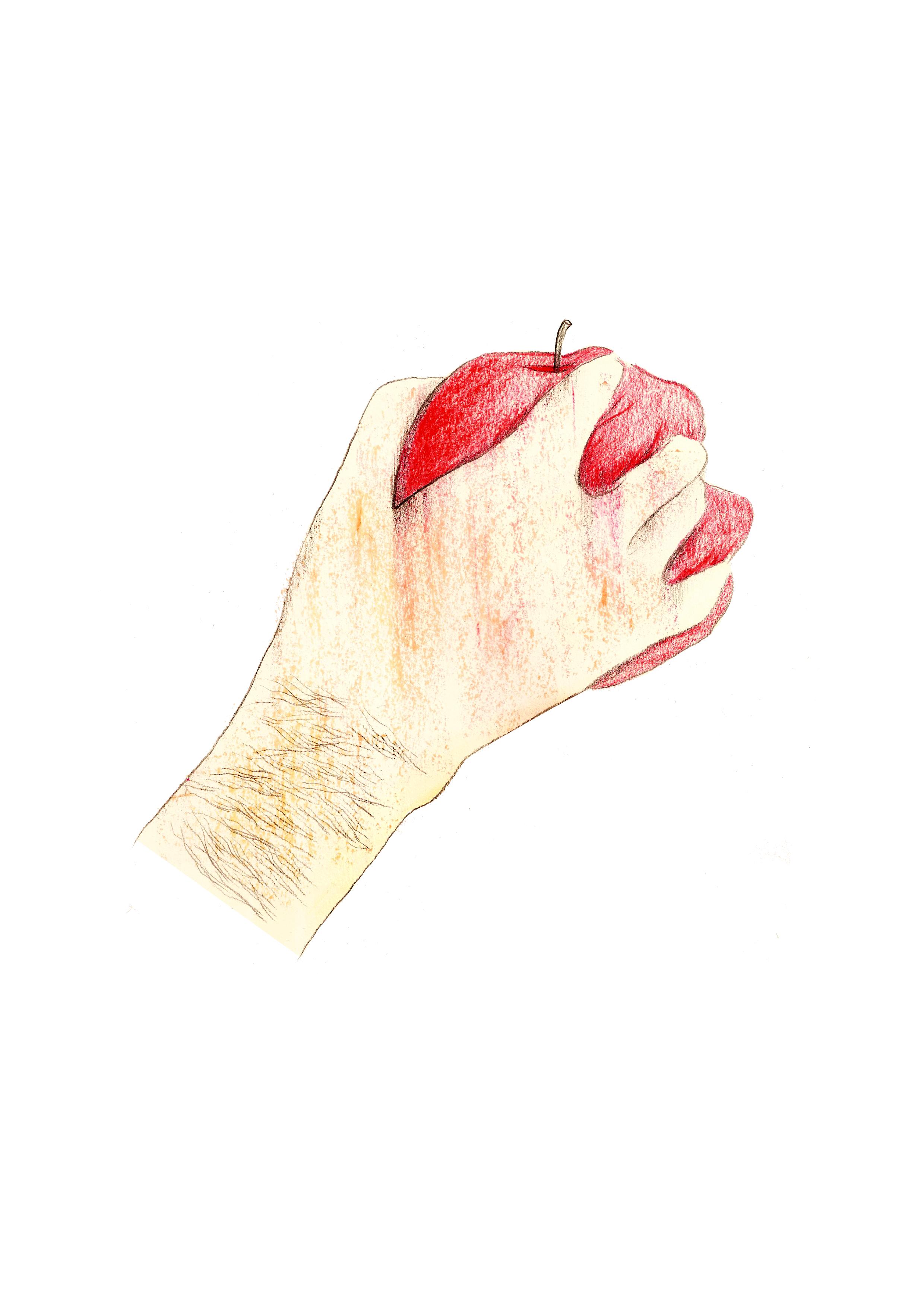 Le fruit défendu | GALERIE TREIZE DIX / LE FRUIT DÉFENDU | NOÉMIE CHUST