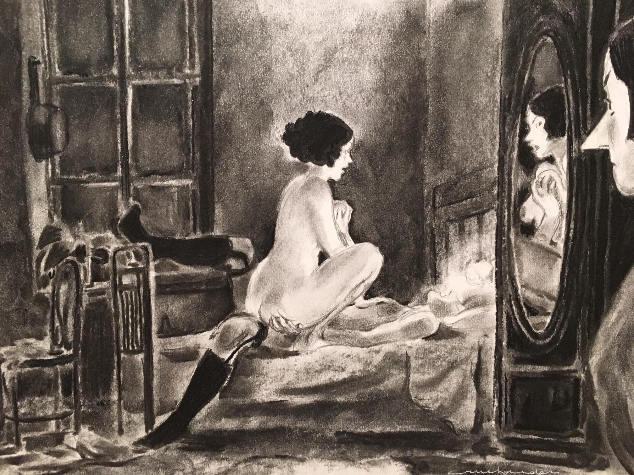 CHLOÉ CRUCHAUDET | GALERIE TREIZE-DIX / LA CHAMBRE | CHLOÉ CRUCHAUDET