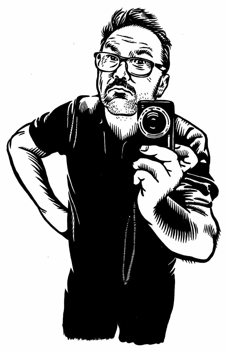 Selfie et moi | GALERIE TREIZE-DIX / SELFIE ET MOI | STÉPHANE TRAPIER