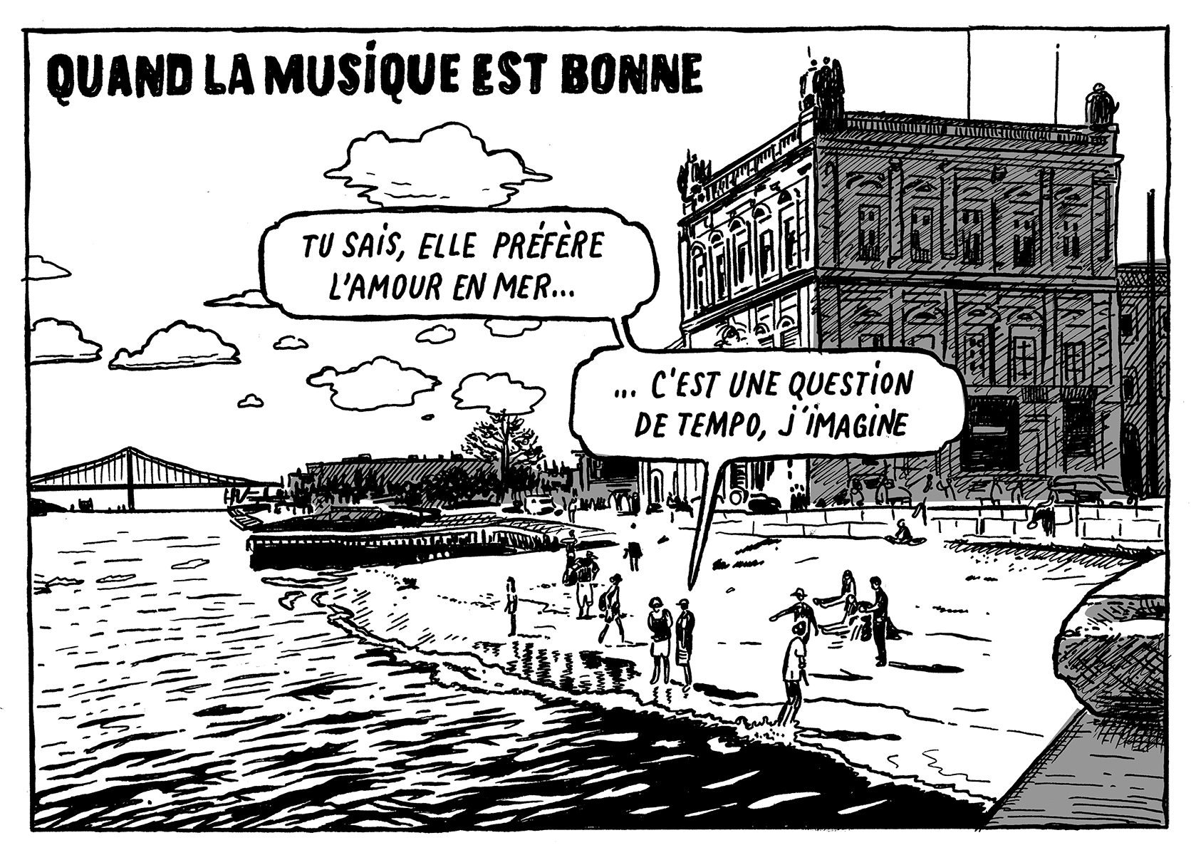 L'amour en mer | GALERIE TREIZE-DIX / L'AMOUR EN MER | STÉPHANE TRAPIER