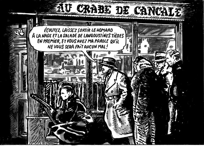 Au crabe de cancale | GALERIE TREIZE-DIX / AU CRABE DE CANCALE | STÉPHANE TRAPIER