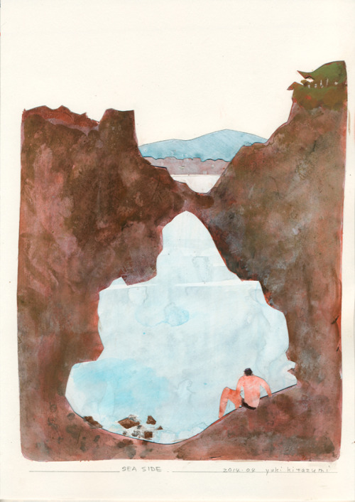 Sea side | GALERIE TREIZE-DIX I AUTRE JE | Yuki Kitazumi / Sea side