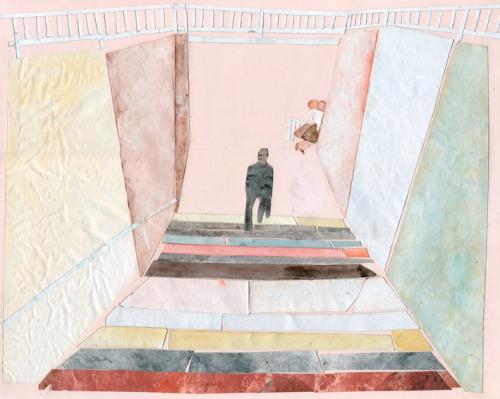 Stairs | GALERIE TREIZE-DIX I AUTRE JE | Yuki Kitazumi / Stairs