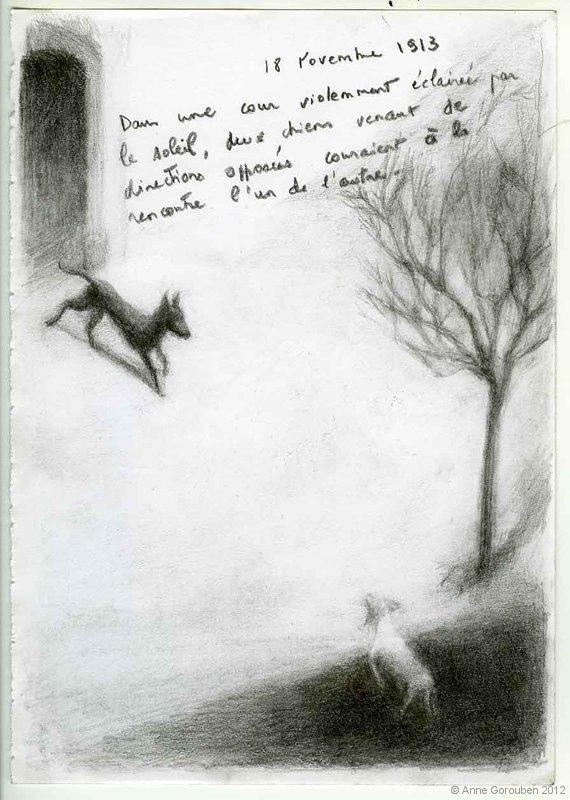 18 novembre 1913 | GALERIE TREIZE-DIX I AUTRE JE | Anne Gorouben, 18 novembre 1913