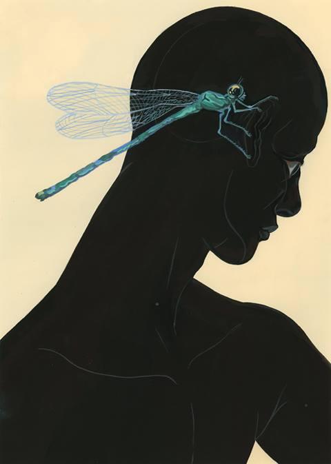 La libellule | GALERIE TREIZE-DIX I AUTRE JE | Lisa Zordan / La libellule