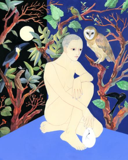 Insomnie | GALERIE TREIZE-DIX I AUTRE JE | Lisa Zordan / Insomnie
