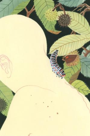 La chenille | GALERIE TREIZE-DIX I AUTRE JE | Lisa Zordan / La chenille