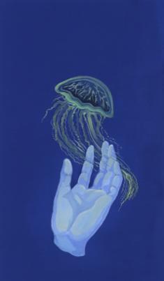 La main et la méduse | GALERIE TREIZE-DIX I AUTRE JE | Lisa Zordan / La main et la méduse