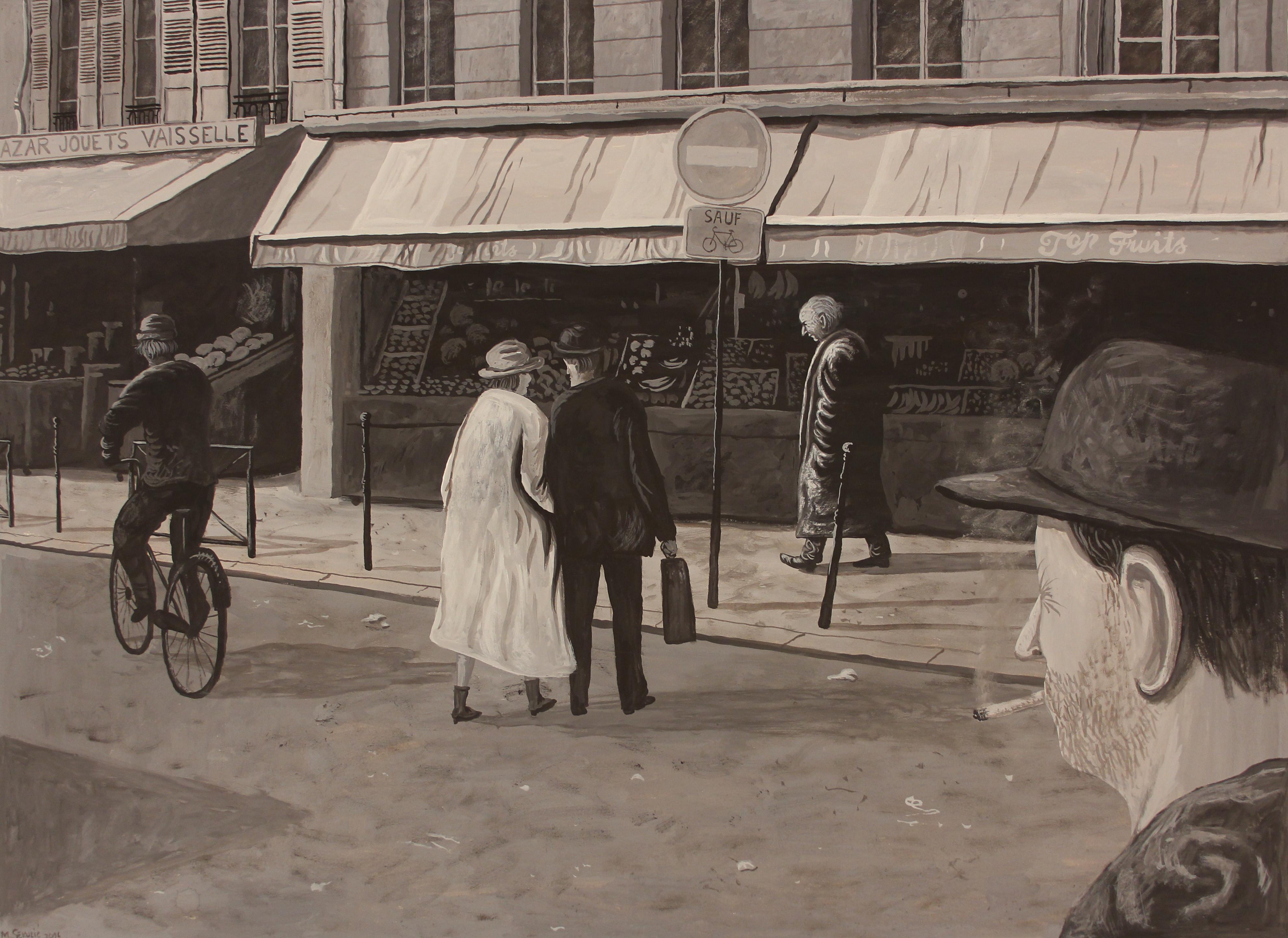 MIROSLAV SEKULIC STRUJA : PARIS 31 | GALERIE TREIZE-DIX I PARIS 31 | MIROSLAV SEKULIC-STRUJA