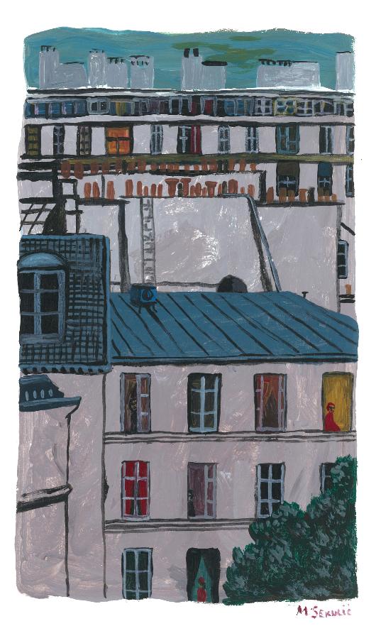 MIROSLAV SEKULIC : PARIS 6 | GALERIE TREIZE-DIX I PARIS 6 | MIROSLAV SEKULIC
