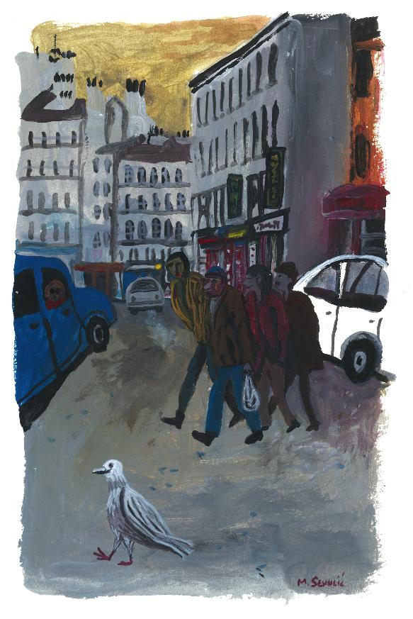 MIROSLAV SEKULIC : PARIS 10 | GALERIE TREIZE-DIX I PARIS 10 | MIROSLAV SEKULIC