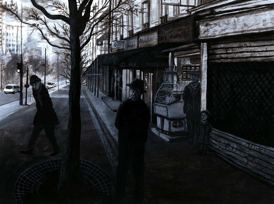 MIROSLAV SEKULIC : PARIS 16 | GALERIE TREIZE-DIX I PARIS 16 | MIROSLAV SEKULIC