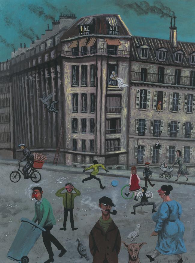MIROSLAV SEKULIC : PARIS 25 | GALERIE TREIZE-DIX I PARIS 25 | MIROSLAV SEKULIC