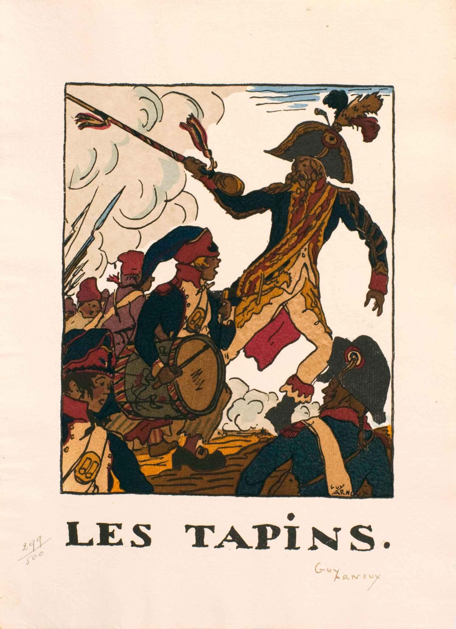 Les Tapins | Guy Arnoux | Les jeunes héros de France