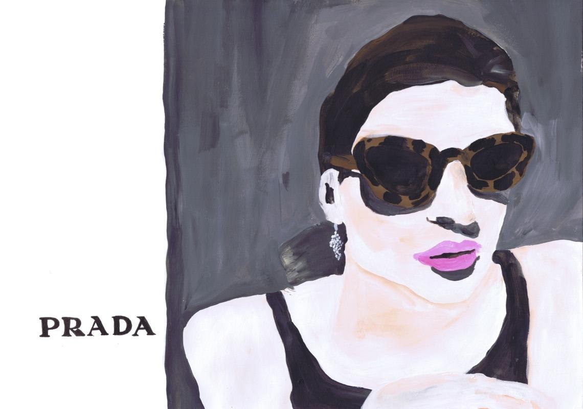 NATACHA PASCHAL | GALERIE TREIZE-DIX / PRADA COMMERCIAL | NATACHA PASCHAL