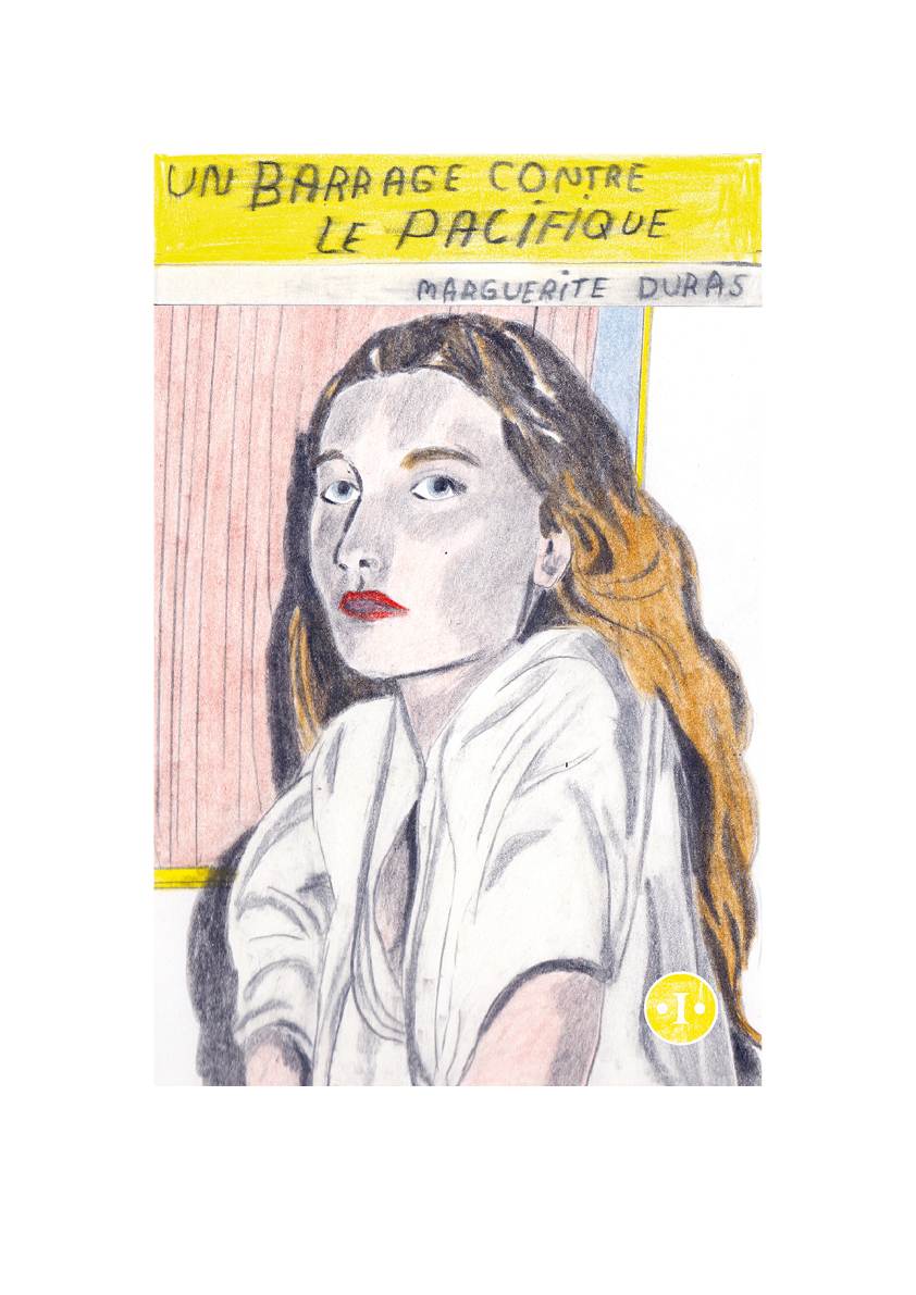 MARIE JACOTEY - L'ICONOGRAPHE | GALERIE TREIZE-DIX I | MARIE JACOTEY - L'ICONOGRAPHE