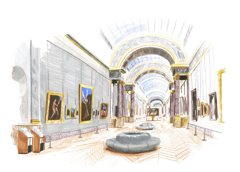 La Grande Galerie | GALERIE TREIZE-DIX I LUCILE PIKETTY | La Grande Galerie