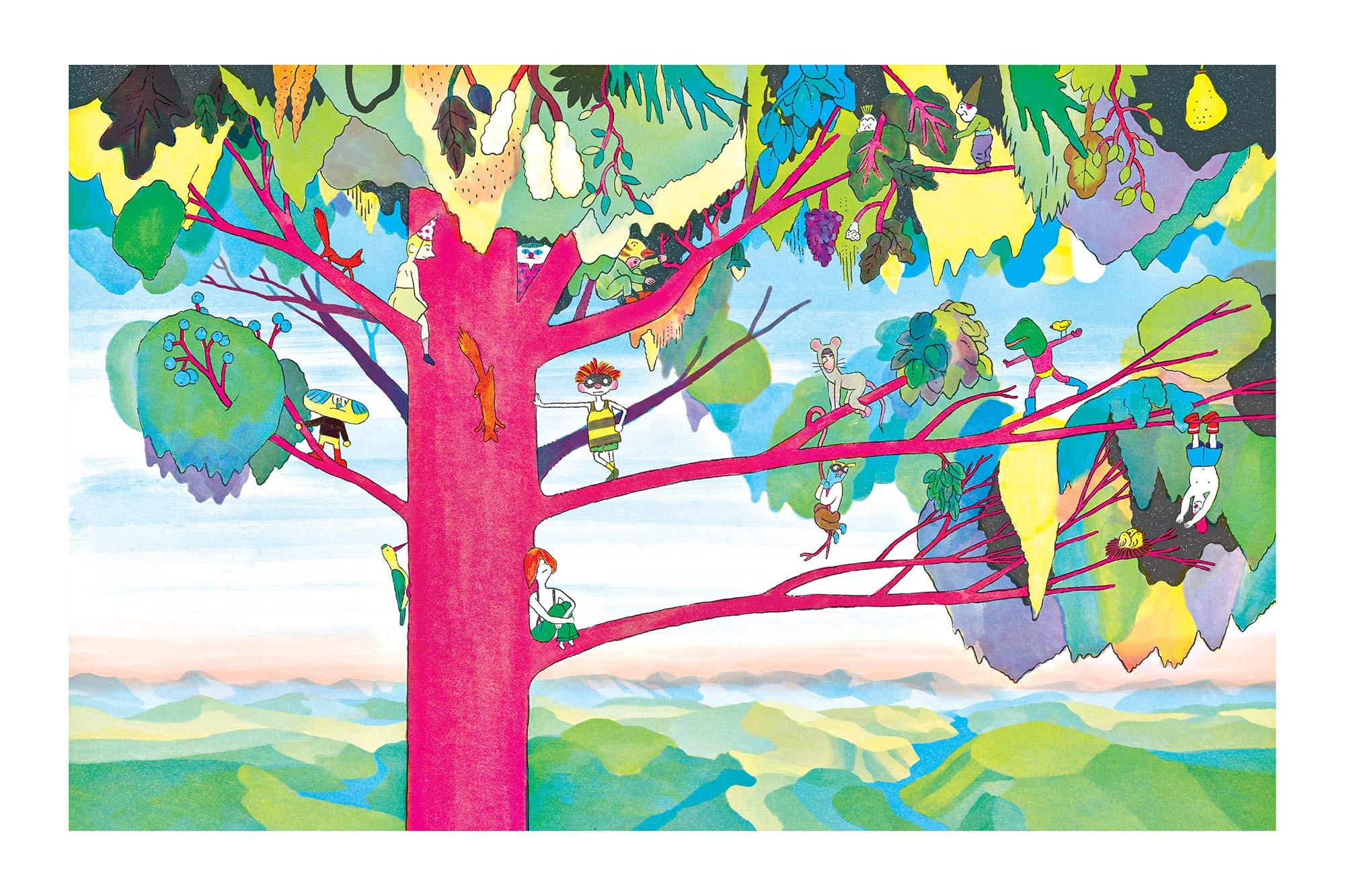 VINCENT PIANINA - L'arbre | GALERIE TREIZE-DIX - VINCENT PIANINA | VINCENT PIANINA - L'arbre