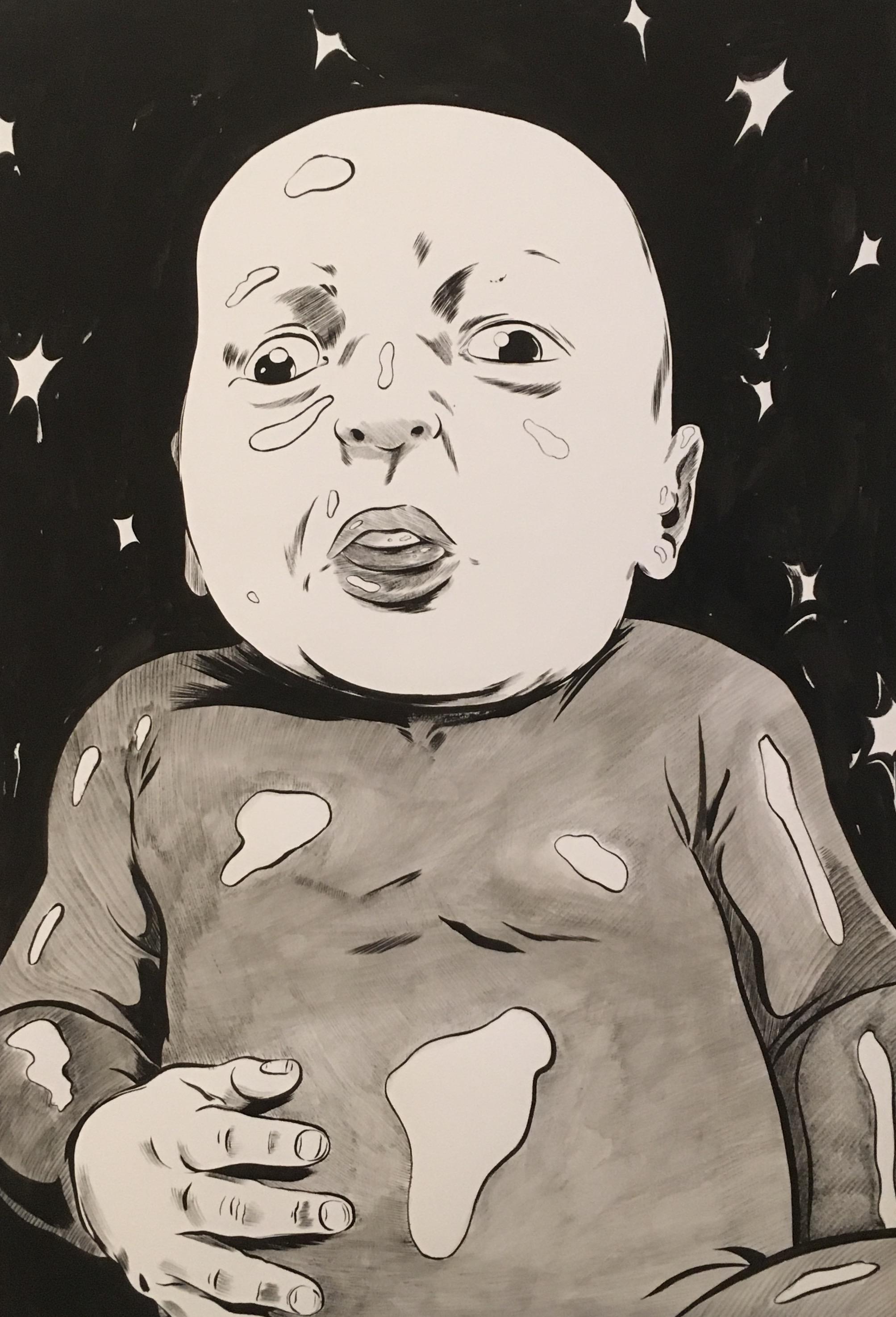 Bébé | GALERIE TREIZE-DIX I UGO BIENVENU x UGO BIENVENU | Bébé