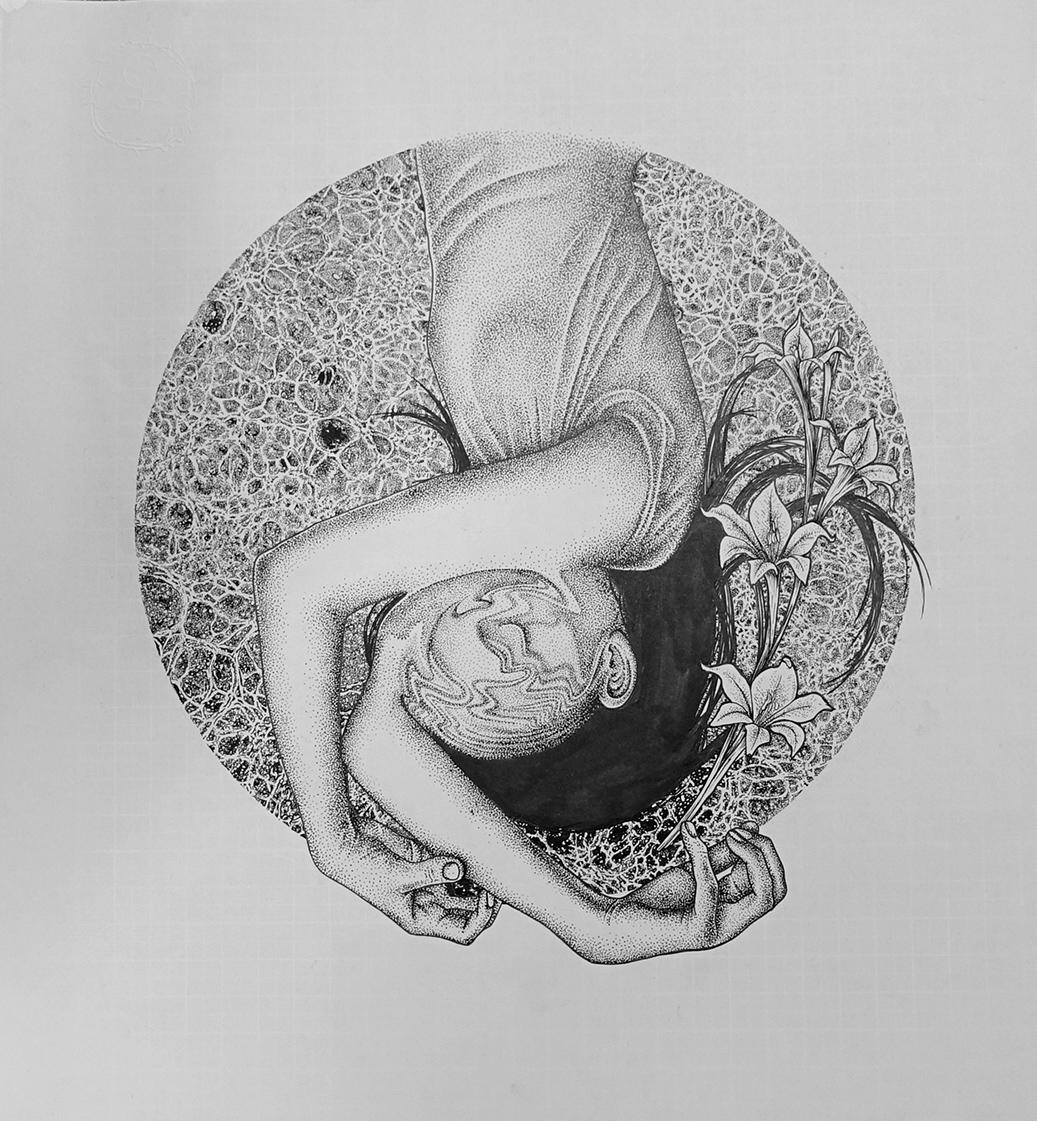 Work of love - Hypnose | GALERIE TREIZE-DIX I Førtifem | Work of love - Hypnose