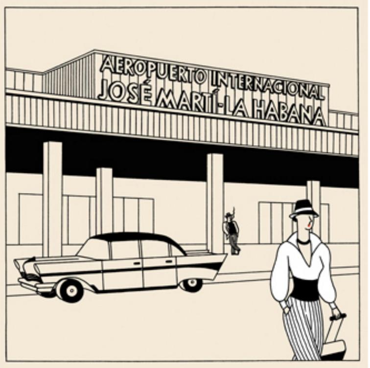 AEROPUERTO 2 | COLLECTION GALERIE TREIZE-DIX I FEDERICA DEL PROPOSTO | AEROPUERTO 2
