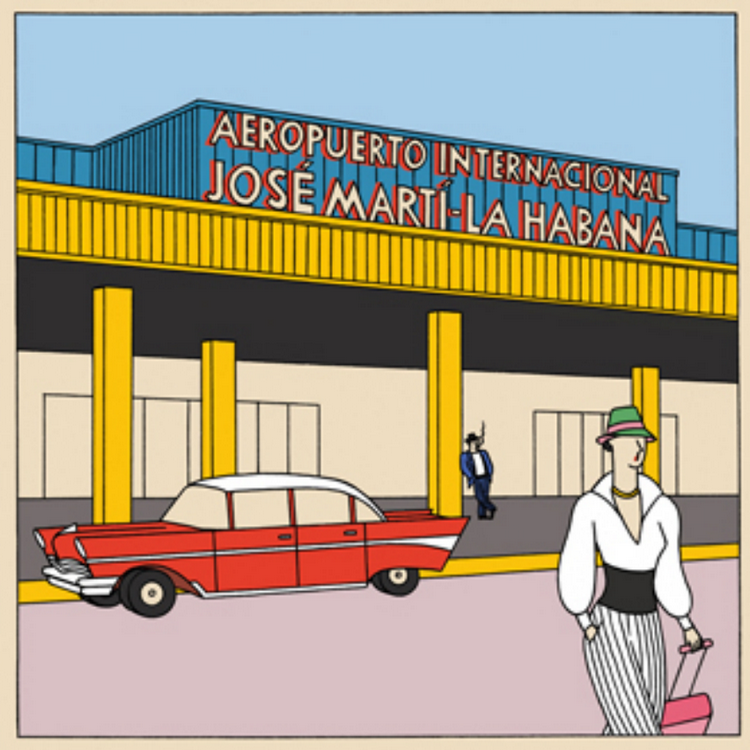 AEROPUERTO | COLLECTION TREIZE-DIX I FEDERICA DEL PROPOSTO | AEROPUERTO