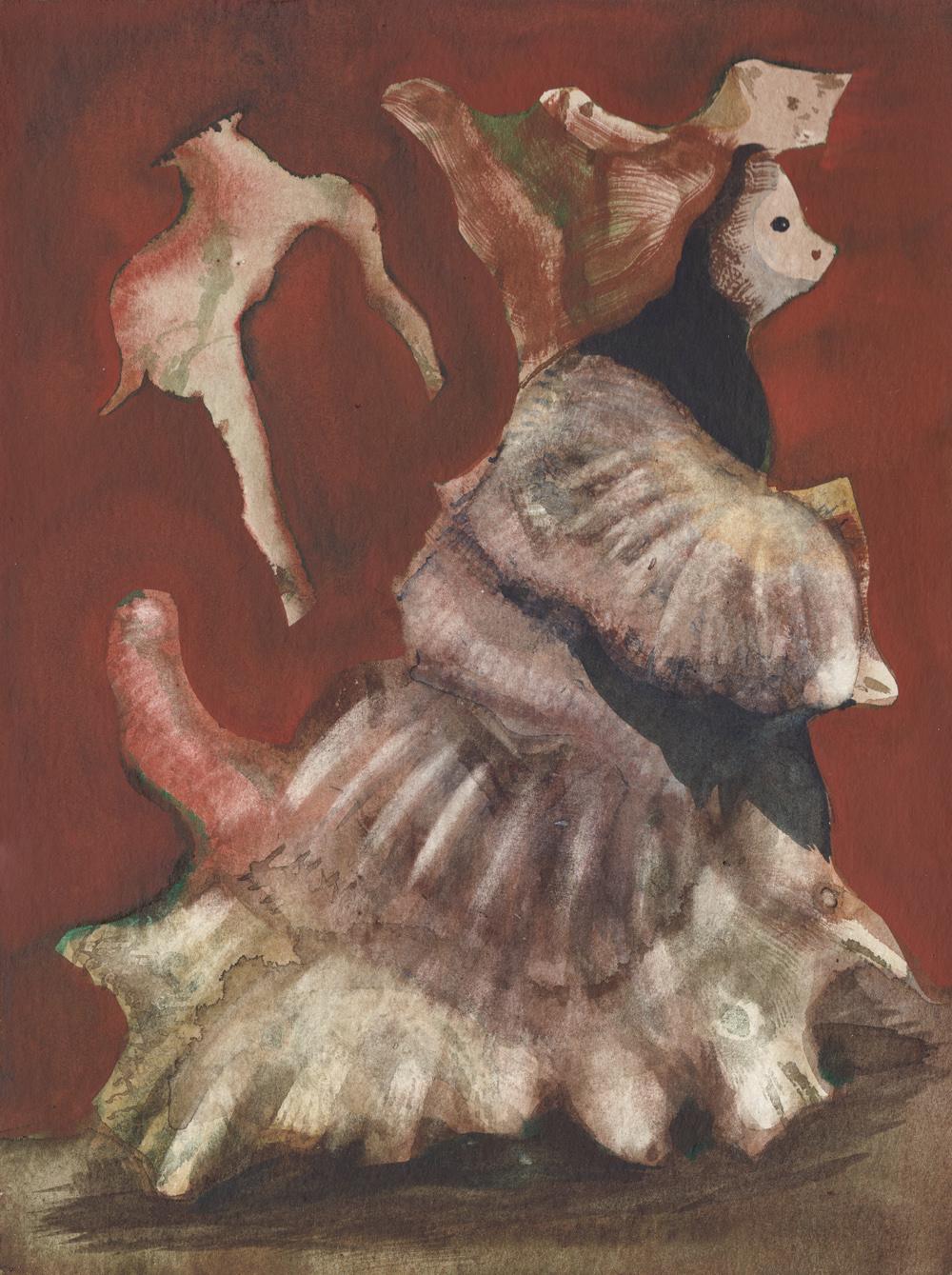 Apparition des frotti-frotta de la duchesse et de ses promenades | Apparition des frotti-frotta de la duchesse et de ses promenades | Ludovic Boulard Le Fur