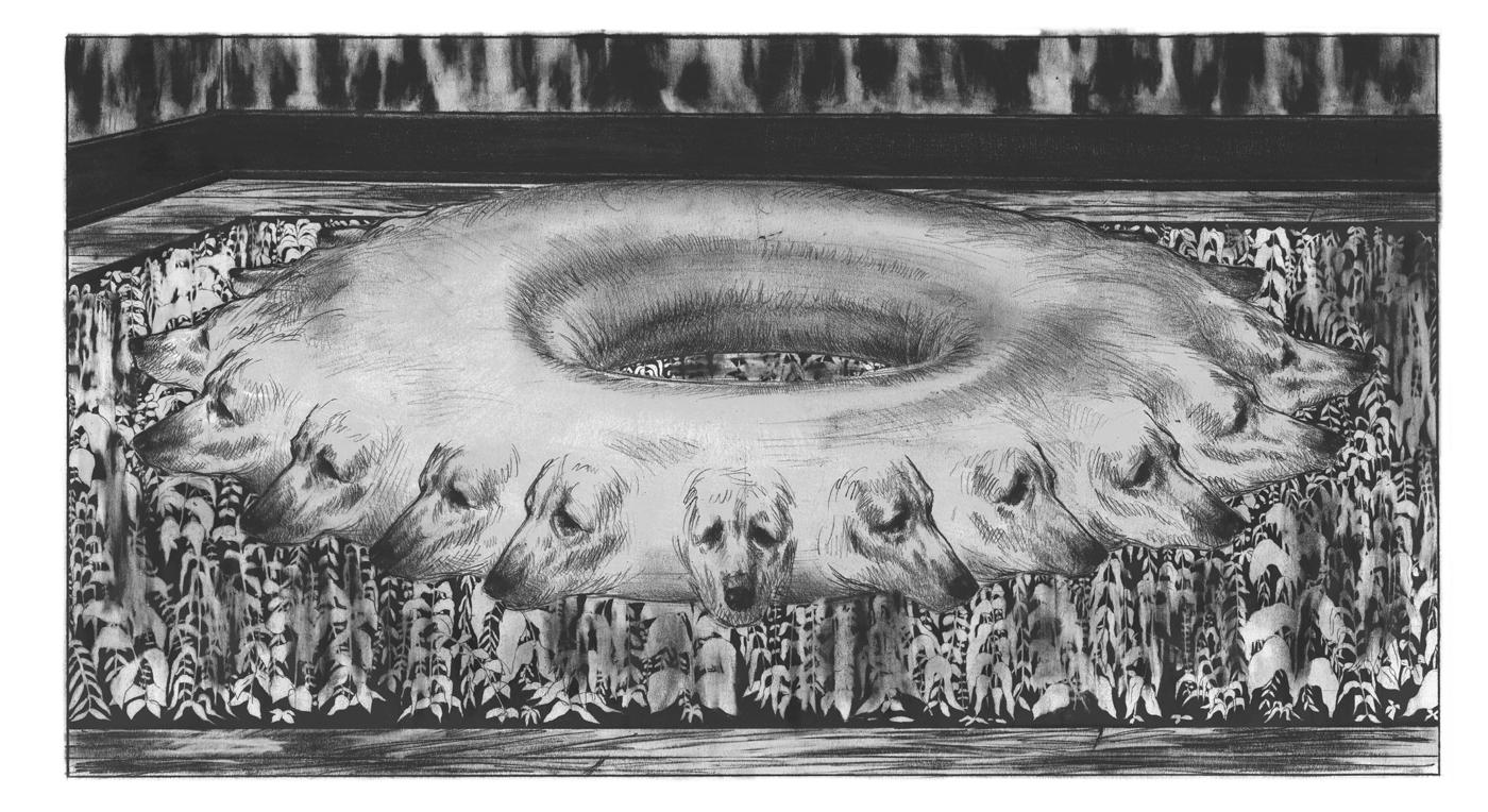 08 | La Mort du chien | Nicolas Zouliamis