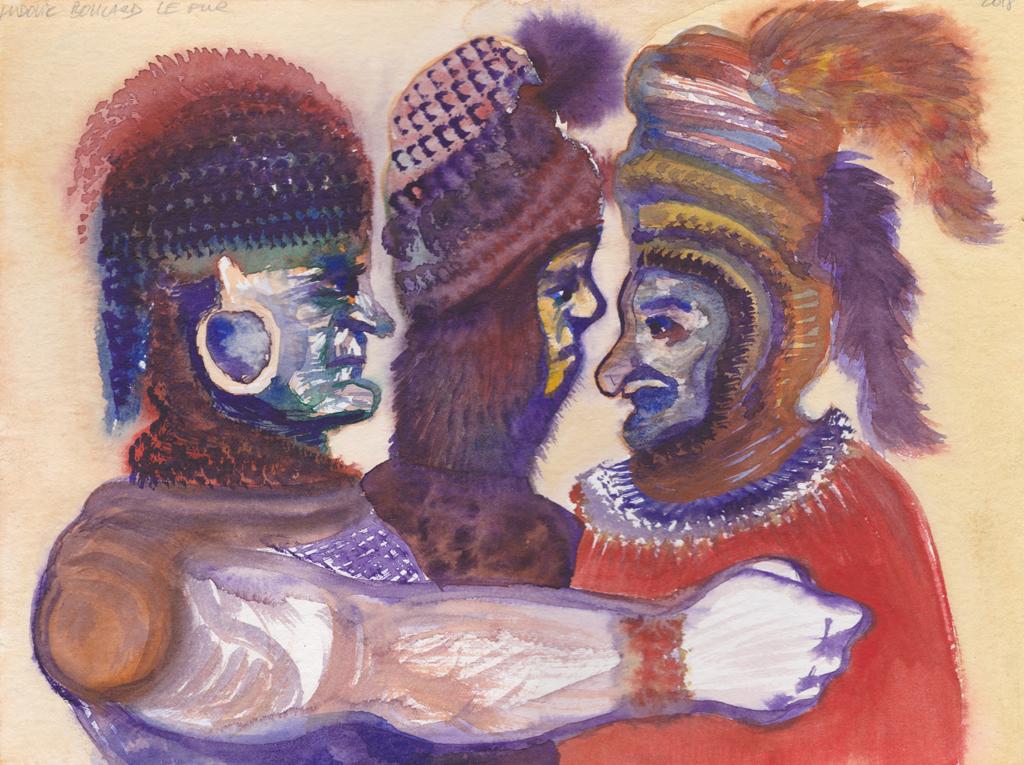 Dialogues précolombiens | Dialogues précolombiens | Ludovic Boulard Le Fur