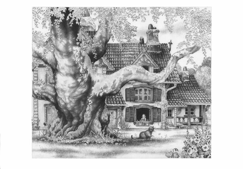 La maison en thé #1   La maison en thé #1   Nicolas Zouliamis