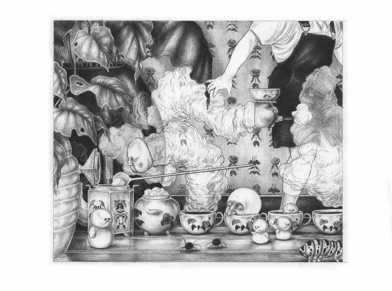 La maison en thé #5 | La maison en thé #5 | Nicolas Zouliamis
