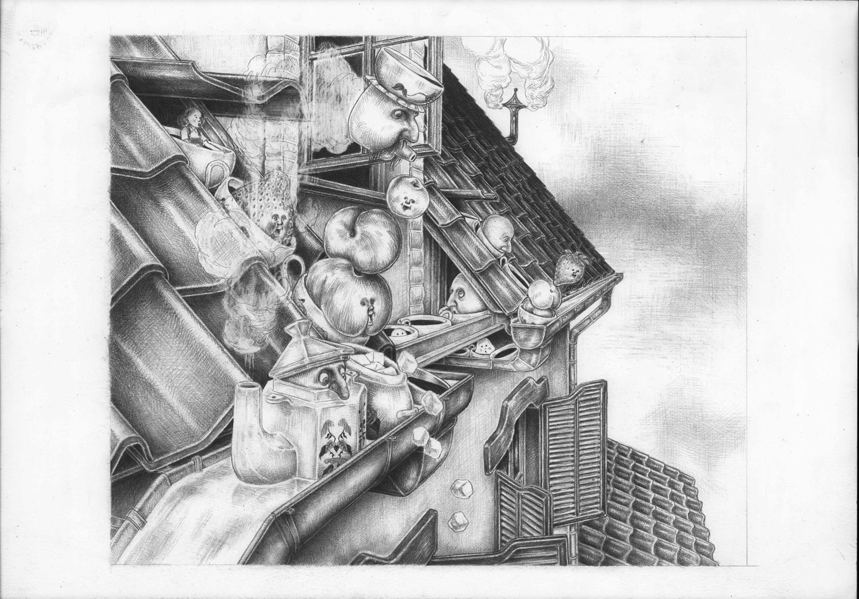 La maison en thé #11 | La maison en thé #11 | Nicolas Zouliamis