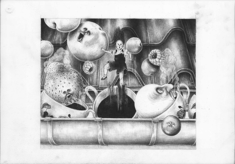 La maison en thé #12 | La maison en thé #12 | Nicolas Zouliamis