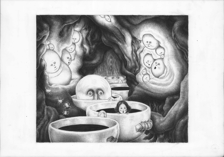 La maison en thé #16 | La maison en thé #16 | Nicolas Zouliamis