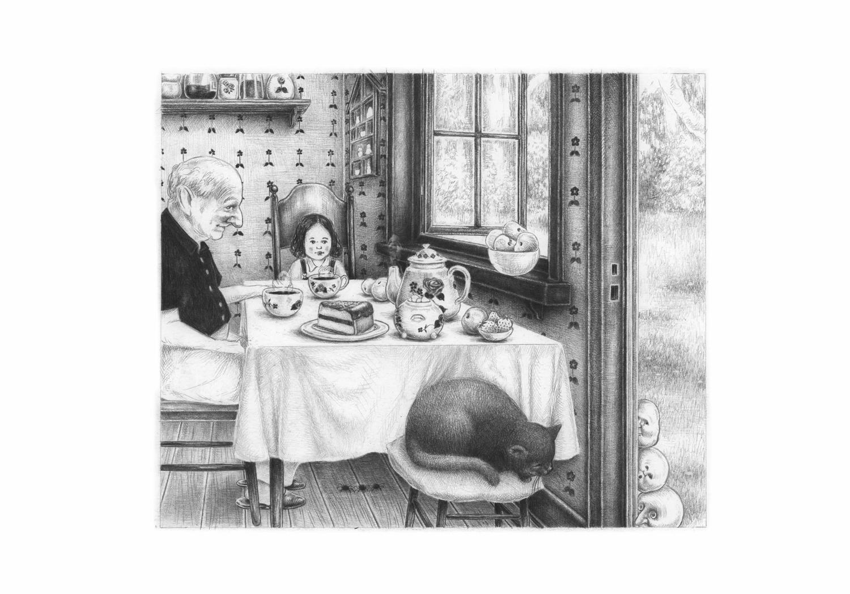 La maison en thé #26   La maison en thé #26   Nicolas Zouliamis