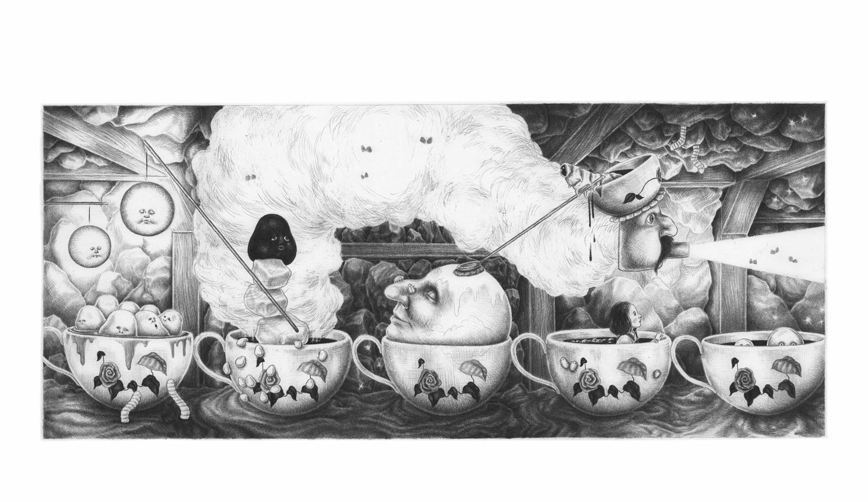 La maison en thé #27 | La maison en thé #27 | Nicolas Zouliamis