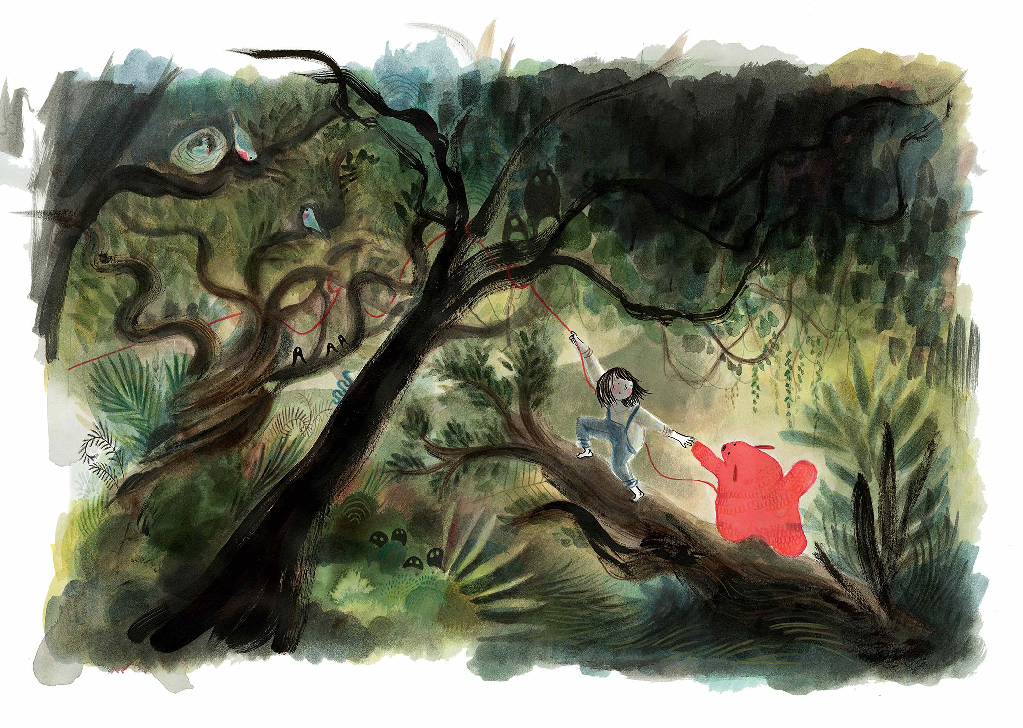 Hector et les bêtes sauvages #6 | Hector et les bêtes sauvages #6 | Clémence Monnet