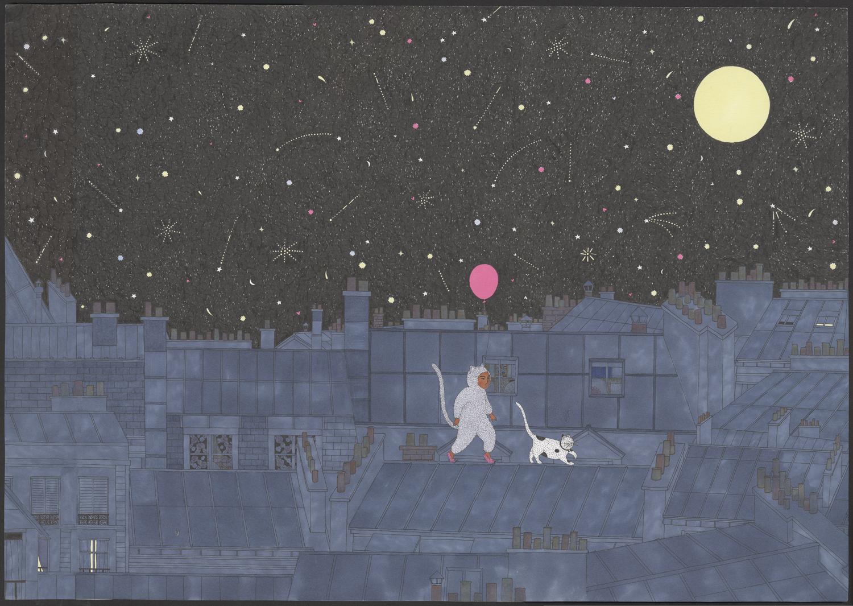 Une nuit à pas de velours #2 | Une nuit à pas de velours #2 | Fanny Ducassé