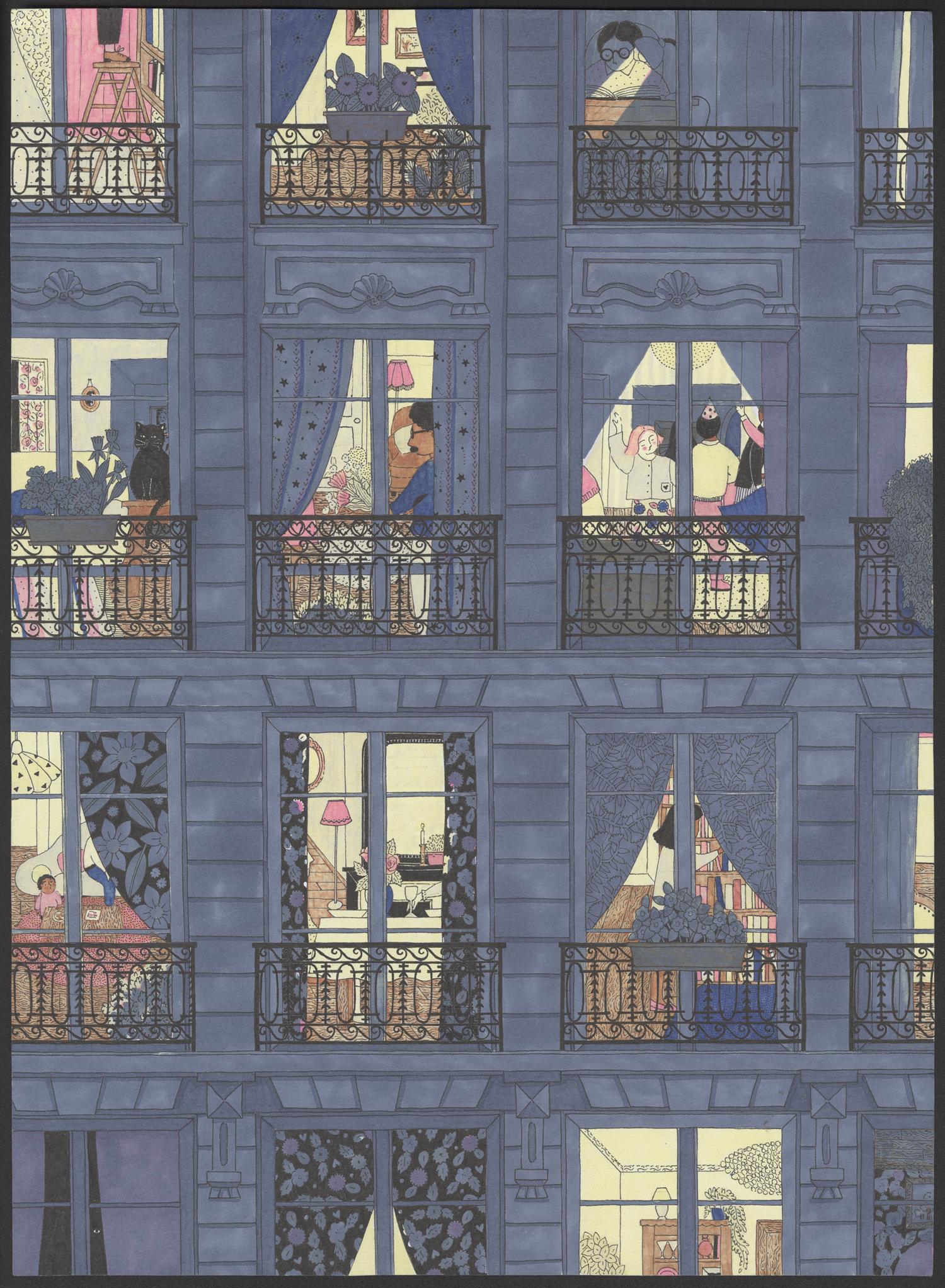 Fanny Ducassé | Une nuit à pas de velours #3 | Fanny Ducassé